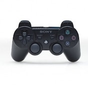 Official Sony DualShock 3 Refurbished Controller Black PS3