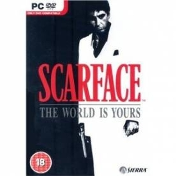 Ex-Display Scarface The World Is Yours Game PC Used - Like New