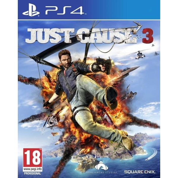 Image of Just Cause 3 [PS4]