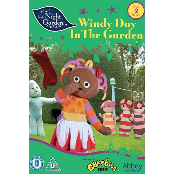 In The Night Garden: Windy Day in the Garden DVD