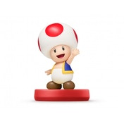Toad Amiibo (Super Mario Collection) for Nintendo Wii U & 3DS