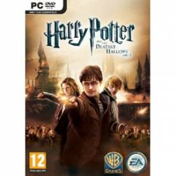 Harry Potter and The Deathly Hallows Part 2 Game PC