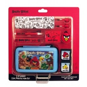 Angry Birds Stereoscopic 3D Gamer Accessory Set 11 Pieces 3DS