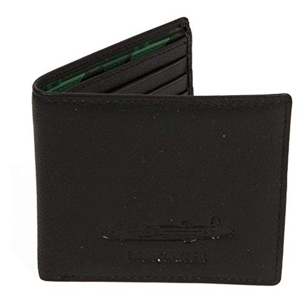 Military Heritage Leather Wallet - Lancaster