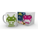Space Invaders Crab Mug
