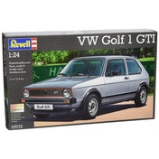 VW Golf 1 GTI (Cars) 1:24 Level 4 Revell Model Kit