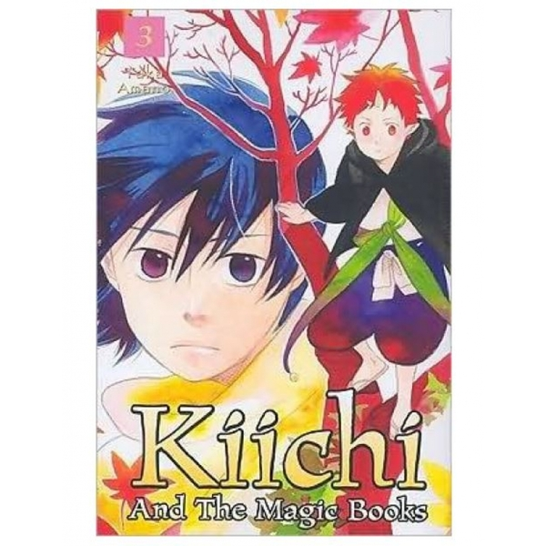Kiichi and the Magic Books Volume 3