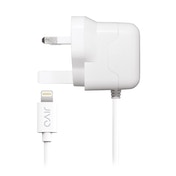 Jivo Technology Lightning Charger UK Plug White
