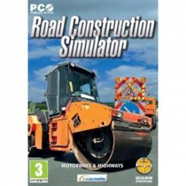 Road Construction Simulator Game PC