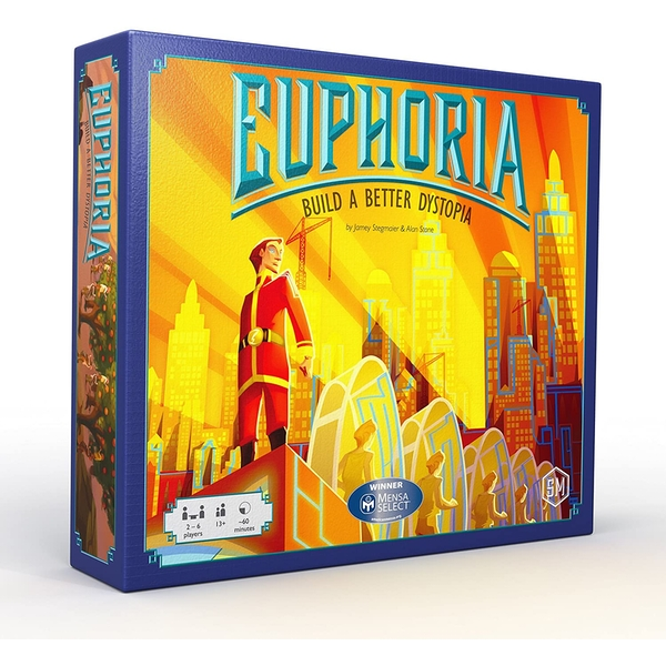 Euphoria Board Game