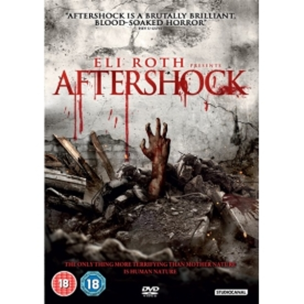 Aftershock 2013 DVD