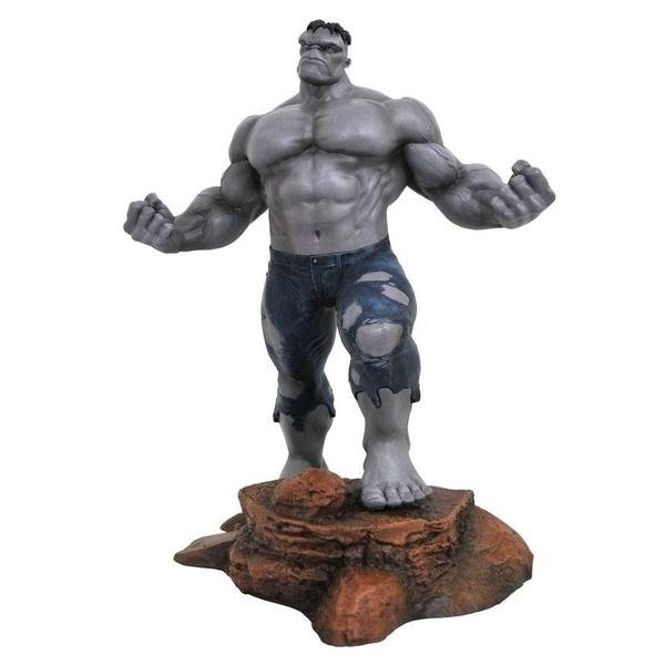 Grey Hulk SDCC 2018 (Marvel Gallery) PVC Statue - Image 1