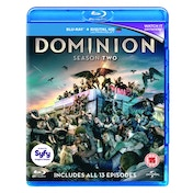 Dominion - Season 2 Blu-ray