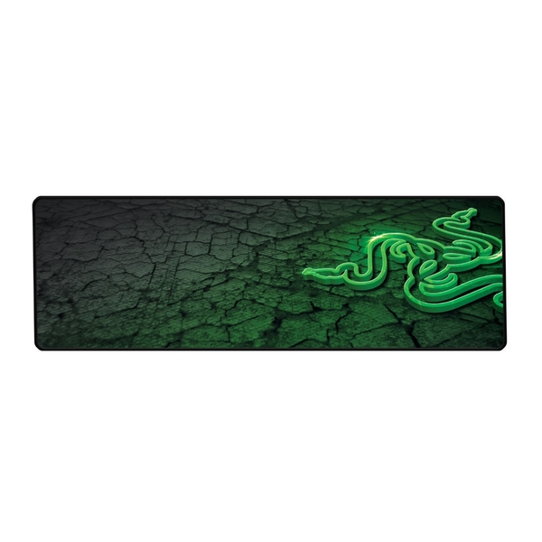 Razer Goliathus Control Black Green Gaming mouse pad - Image 1