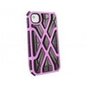 G-FORM iPhone 4 / 4S X-Protect Case, Pink Case/Black