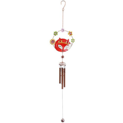Flower Fox Windchime