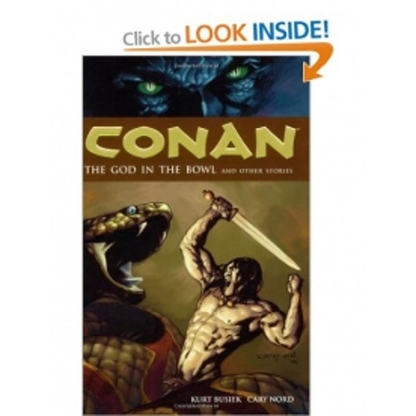 Conan Volume 2: The God in the Bowl and Other Stories