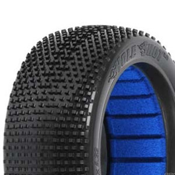 Proline 'Holeshot 2.0' X4 S-S 1/8 Buggy Tyres W/Closed Cell
