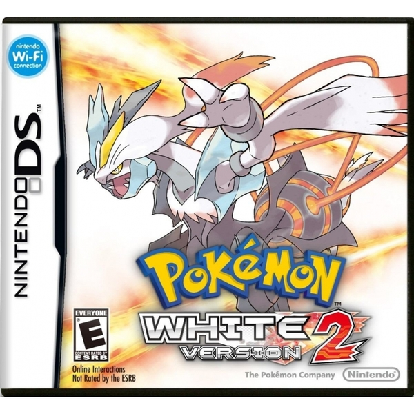 Pokemon White Version 2 DS Game