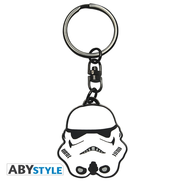 Star Wars - Trooper Metal Keyring
