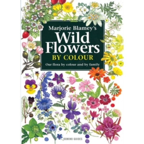 Wild Flowers by Colour : The Easy Way to Flower Identification