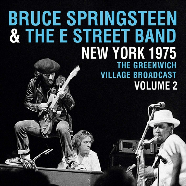 Springsteen Bruce & the E Street Band - New York 1975: The Greenwich Village Broadcast Vinyl