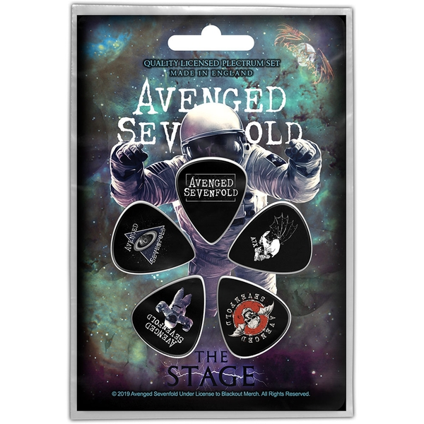 Avenged Sevenfold - The Stage Plectrum Pack