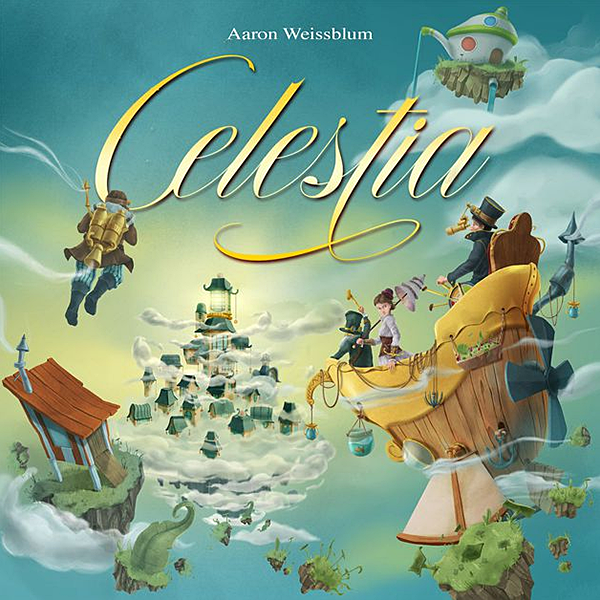 Celestia Board Game - Image 1