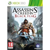 Assassin's Creed IV 4 Black Flag Xbox 360 Game [Used]