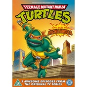 Teenage Mutant Ninja Turtles: Best Of Michelangelo DVD