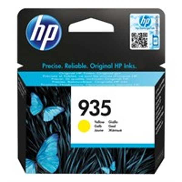 HP C2P22AE (935) Ink cartridge yellow, 400 pages, 5ml