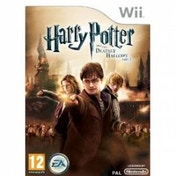 Harry Potter and The Deathly Hallows Part 2 Game Wii
