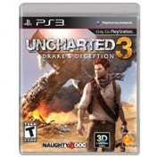 Ex-Display Uncharted 3 Drakes Deception Game PS3 (#) Used - Like New