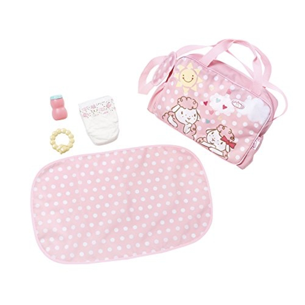Baby Annabell Travel Changing Bag