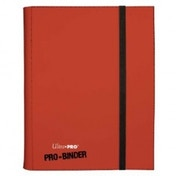 Ultra Pro Trading Card Binder Red