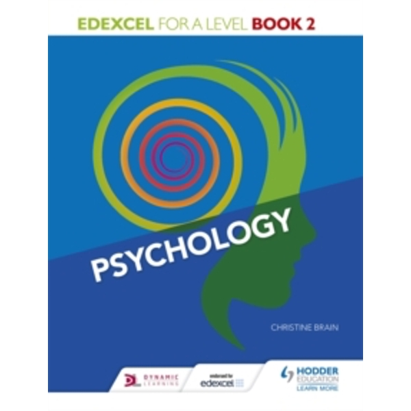Edexcel Psychology for A Level Book 2 by Christine Brain (Paperback, 2016)