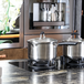 Stainless Steel Saucepans - Set of 3 | M&W - Image 4