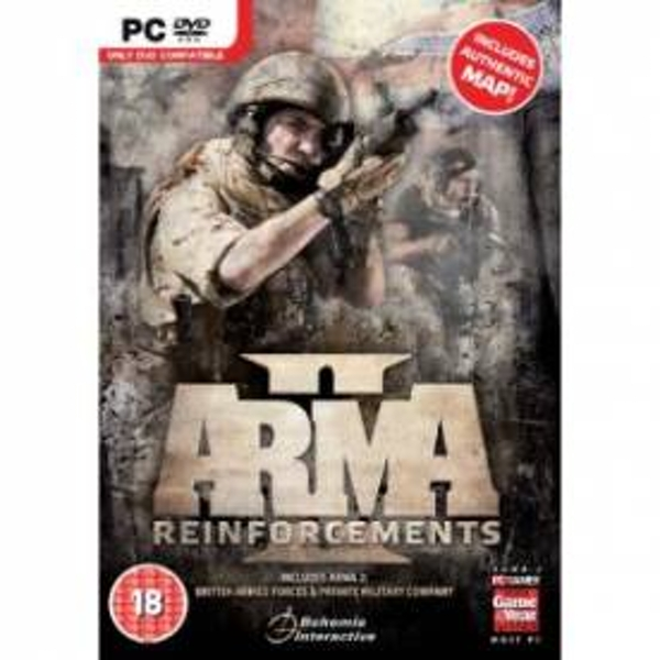 ArmA II 2 Reinforcements Game PC