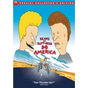 Beavis And Butthead Do America Collector's Edition DVD