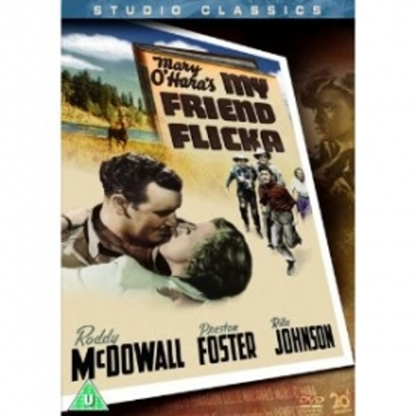 My Friend Flicka Studio Classics DVD