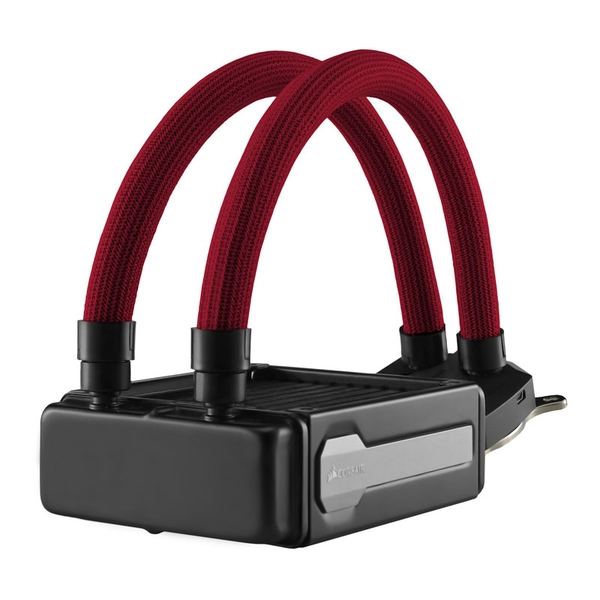 CableMod AIO Sleeving Kit Series 1 for Corsair Hydro Gen 2 - Red