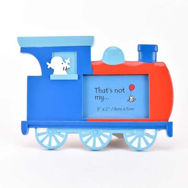 That's Not My Train Shaped Photo Frame