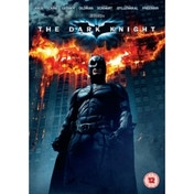 The Dark Knight 2008 DVD