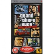 Ex-Display Grand Theft Auto Liberty City Stories Game (Platinum) PSP Used - Like New