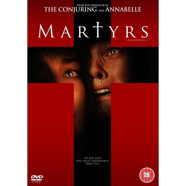 Martyrs 2016 DVD