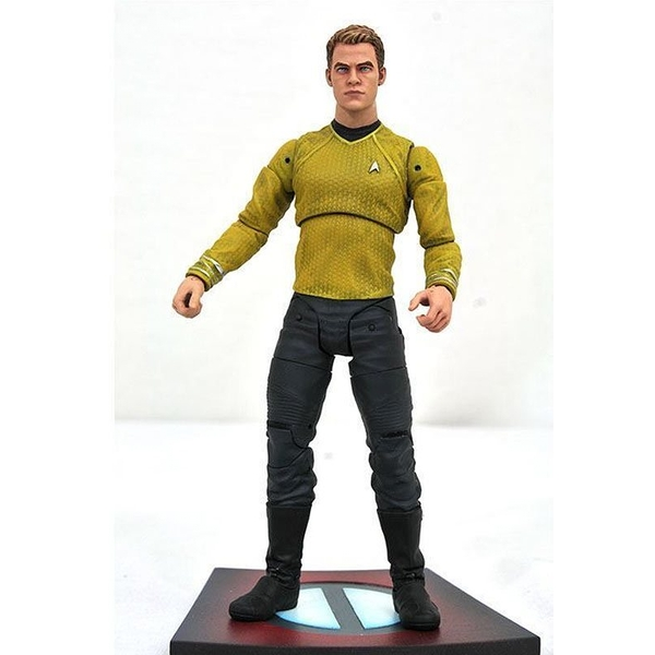 Картинки по запросу Star Trek Select Figures - Into Darkness - Series 1