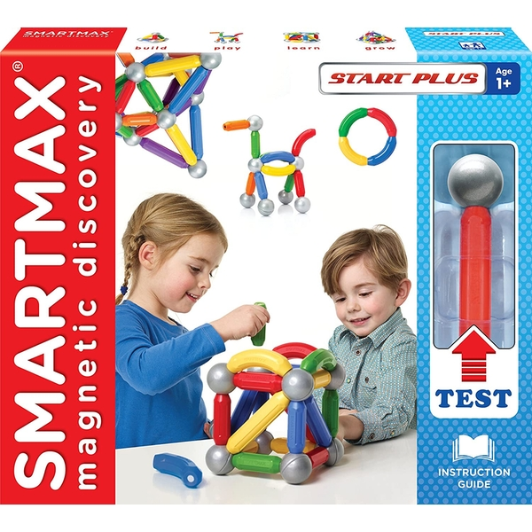 SmartMax Start Plus Magnetic Discovery Construction Set