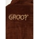 Guardians of the Galaxy Groot Marvel Fleece Robe with Hood - Image 4