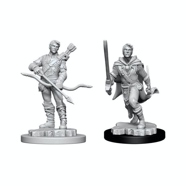 Dungeons & Dragons Nolzur's Marvelous Unpainted Miniatures (W11) Male Human Ranger