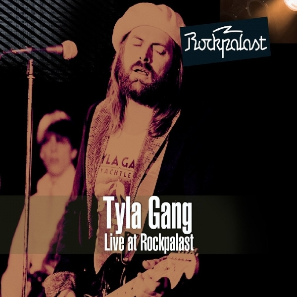 Tyla Gang - Live at Rockpalast Audimax DVD & CD